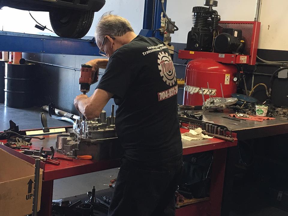 Twin Transmission_repair photo_1